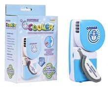 usb mini portable hand held air conditioner cooler fan - (Jewelry & Watch store