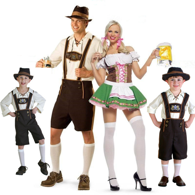 new halloween celebrity dresses family oktoberfest costume. Black Bedroom Furniture Sets. Home Design Ideas
