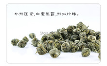 Jasmine Pearl Tea, Fragrance Green Tea, 100g,Free Shipping