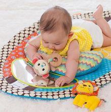 Education baby play game mat crawling blanket developing cushion playmat (China (Mainland))