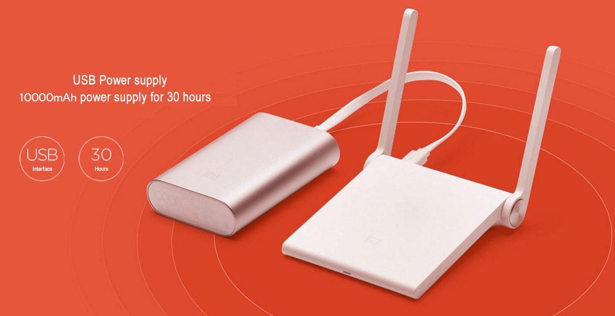 Xiaomi Mi Router Youth 2.4ghz 300mbps Wifi Repetidor Portabl