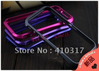 New Colorful Cleave Deff  Case  ,Metal Aluminum Bumper ,Aircraft Grade Aluminium Case for iphone 4G+5pcs/lot POST  free shipping