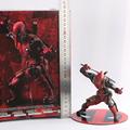 2016 New arrival pop Kotobukiya ARTFX Deadpool hot toys X Men Loose Action Figure Deadpool Collection