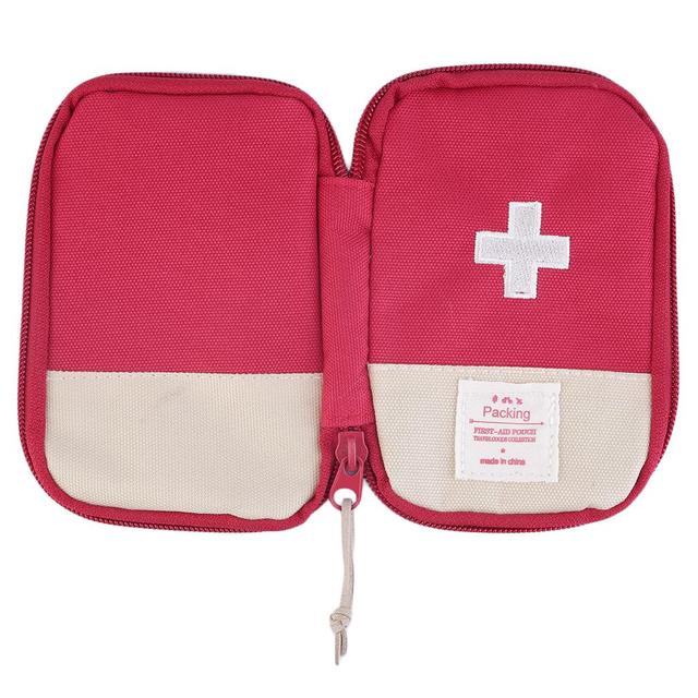 Outdoor Survival Portable First Aid Kit Bag