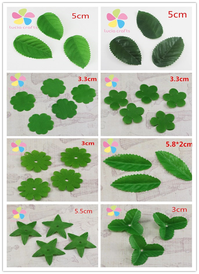 100pcs Rose branch and stem Artificial leaves Diy Silk flower materials 086020059(China (Mainland))