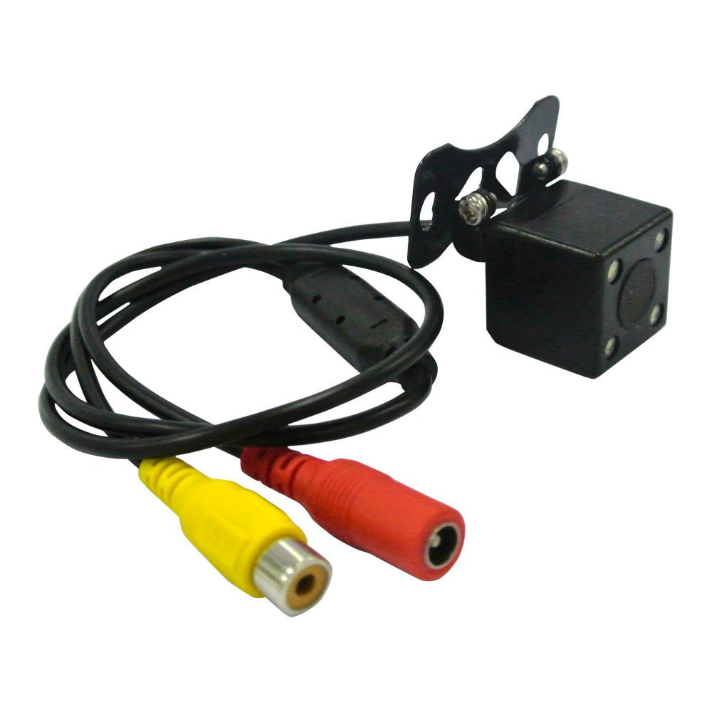 4 Led Night Vision CCD Camera Reversing Backup Car DVD Rear View Camera For all car(China (Mainland))