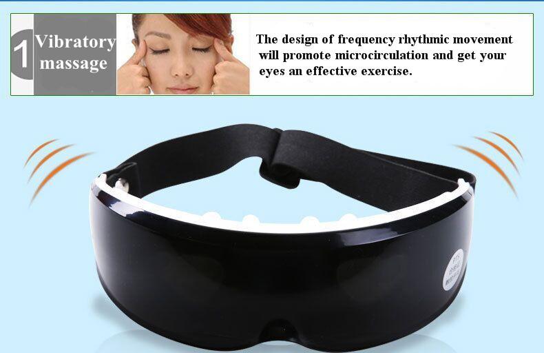 Newest woman Eye massager, eye caring vibrators for women, charging type eye massager, USB eye massager, shortsight massager(China (Mainland))