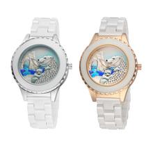 Ceramic Watch Quartz Watches