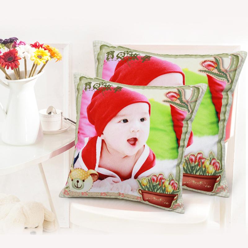 Custom Luminous pillow Music Cushion Pillow Printing Outdoor Home Decoration Luxury Cushions Best Birthday Gift For women