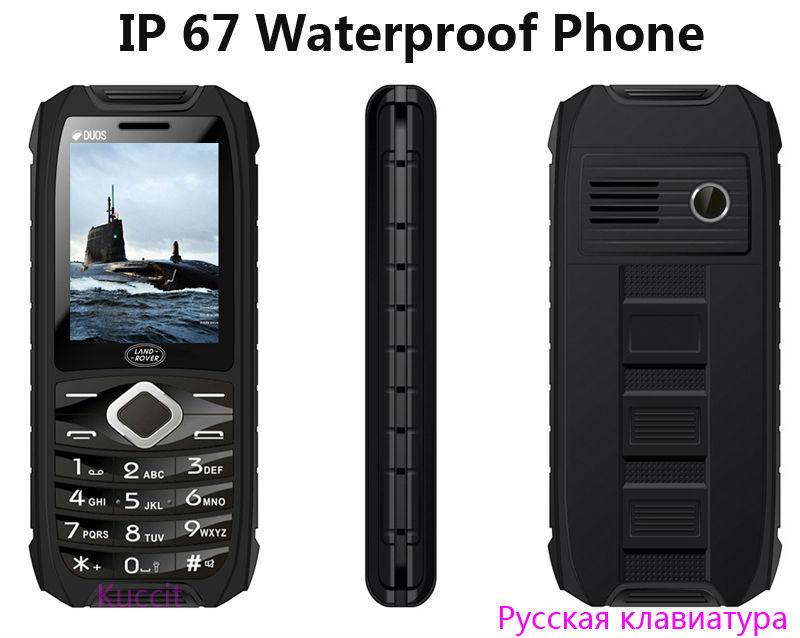 Senior elder Phone Rugged Waterproof cell phones Originals XP8 GSM Russian language Keyboard Dual 2 sim facebook Whatsapp XP3300(China (Mainland))