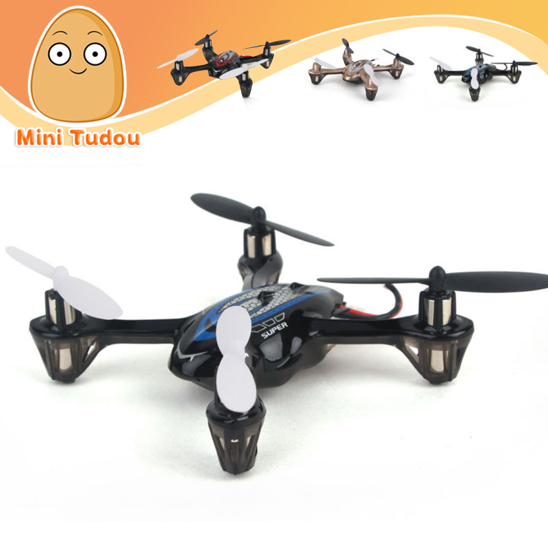 2.4G 6 Axis 3D Rotation RC Quadcopter Quad Copter Mini Drone With Double Battery VS hubsan x4 h107 Helicopter Radio Control(China (Mainland))