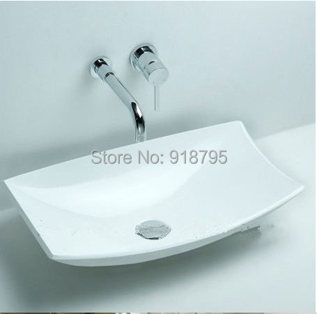 free shipping solid surface vessel sinks wash basin bathroom art basin RS3828<br><br>Aliexpress