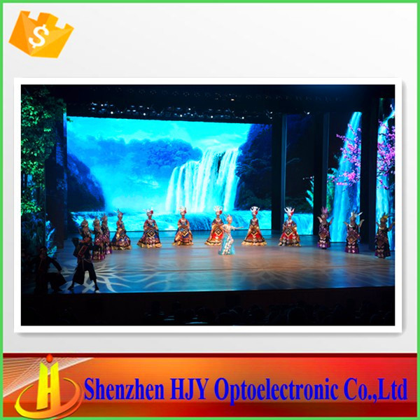Wholesale p6 indoor advertise giant led screen(China (Mainland))