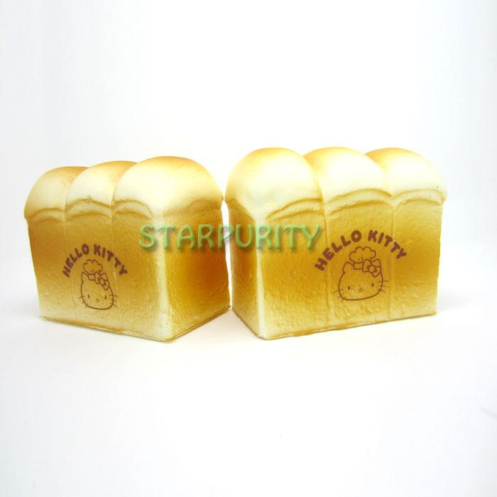 1Pc Jumbo Squishy Toast Bread Wrist Hand Pad Pillow Reduce Pressure Kids Toy