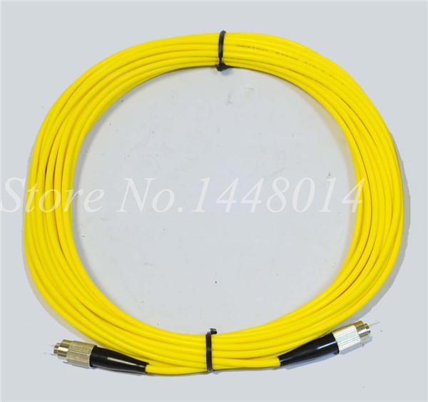 Solvent printer spare parts 6m single Core Round Head Optical Fiber Cable for Printer Myjet /JHF Vista(China (Mainland))