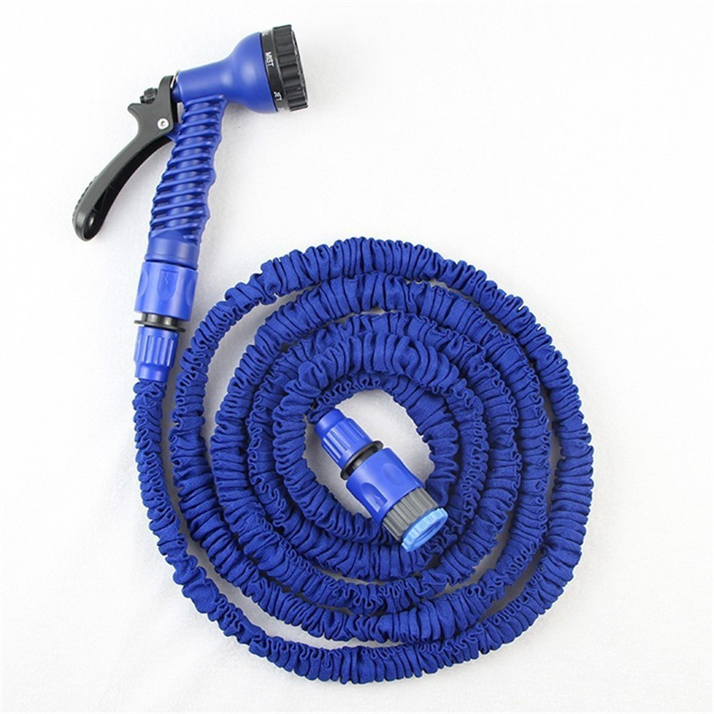 Light Weight Expandable Hose flexible garden hose 100FT with good quality,garden pipe 100ft after stretched working length 30m(China (Mainland))