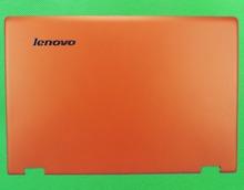 Buy New Original r Lenovo Ideapad Yoga 3 14 LCD Rear Lid Back Cover Screen Top Lid AP0YC000130 orange for $35.00 in AliExpress store