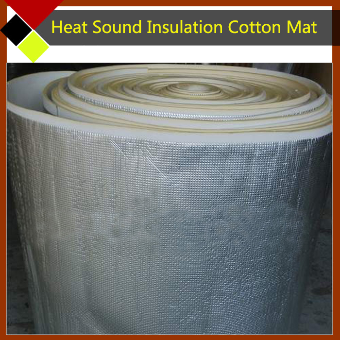 Thermal Acoustic Material : Popular sound insulation materials buy cheap