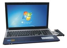 15.6″ Notebook, Laptop Intel Atom D2500 Dual Core,4GB/500GB,DVD-RW,WIFI,Webcam 1080P HDMI
