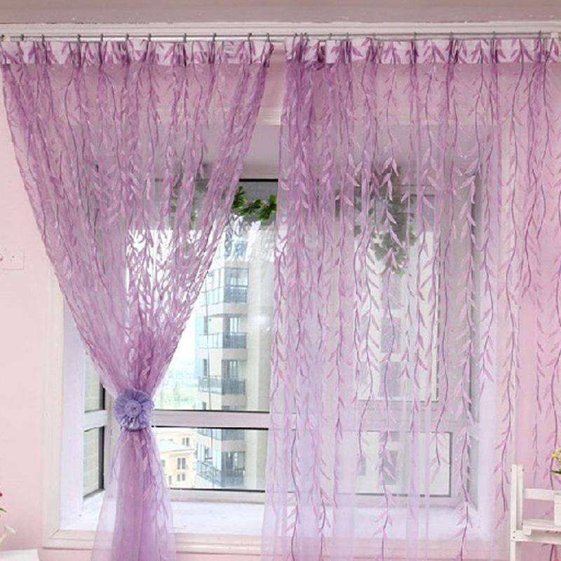 Rustic curtain yarn custom made window screening green for Custom made window curtains