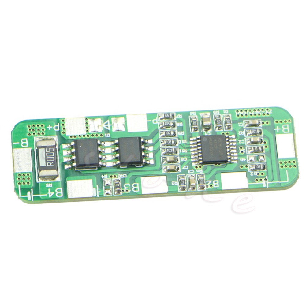 image for 1 PC 4A-5A PCB BMS Protection Board For 3 Packs 18650 Li-ion Lithium B