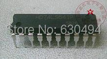 Free Shipping HD74LS641P - HD74LS641 Octal Bus Transceiver IC(China (Mainland))