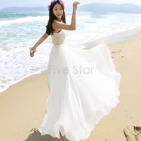 2014 New Spring Summer Wholesale Women Chiffon Long Skirts Mopping Pleated Skirt Beach Skirt Europe America 10 Colors 18(China (Mainland))