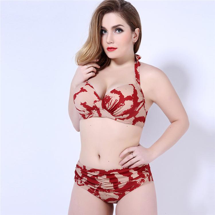 Large Size Women Pregnant Underwire Bikini Bathing Suit Beach Casual Pregnancy Maternity Swimwear Summer Swimsuit 3XL-5XL S-4