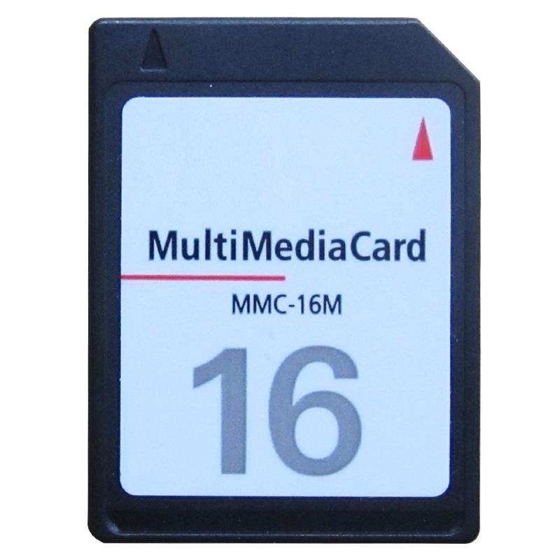 10PCS 16MB MultiMedia MMC Memory Card 7PINS MMC-16M(China (Mainland))