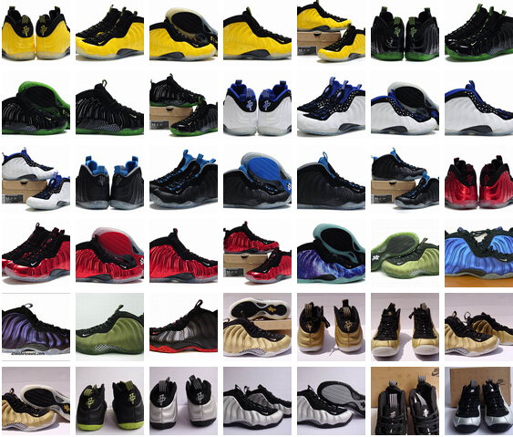 Foams Air One Penny Hardaway man Basketball Shoes,Supreme x,ParaNorman,Oregon Ducks,Weatherman,Elephant Print,Matrix,Solar Pro(China (Mainland))