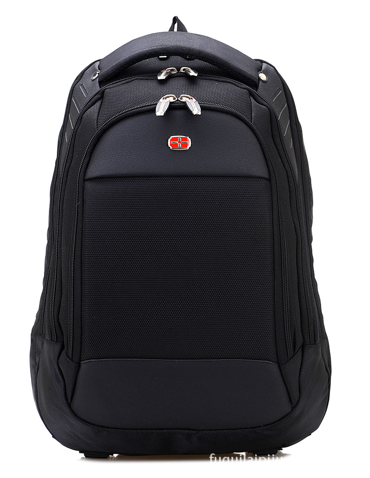 The Unique High Quality Waterproof Nylon Laptop Backpack Men Women Computer Notebook Bag 14 Inch 15.6 Laptop Bag(China (Mainland))