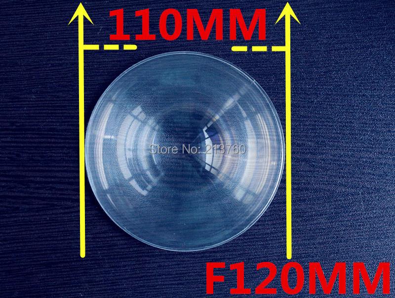 Fresnel Lens Diameter 110 mm, Focal length 120mm,Fresnel Lens used Plane enlarge, High light condenser,Solar concentrator