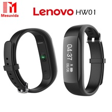 Buy MESUVIDA Original Lenovo HW01 Bluetooth 4.2 Smart Wristband Heart Rate Moniter Pedometer Sports Fitness Tracker Android iOS for $24.99 in AliExpress store