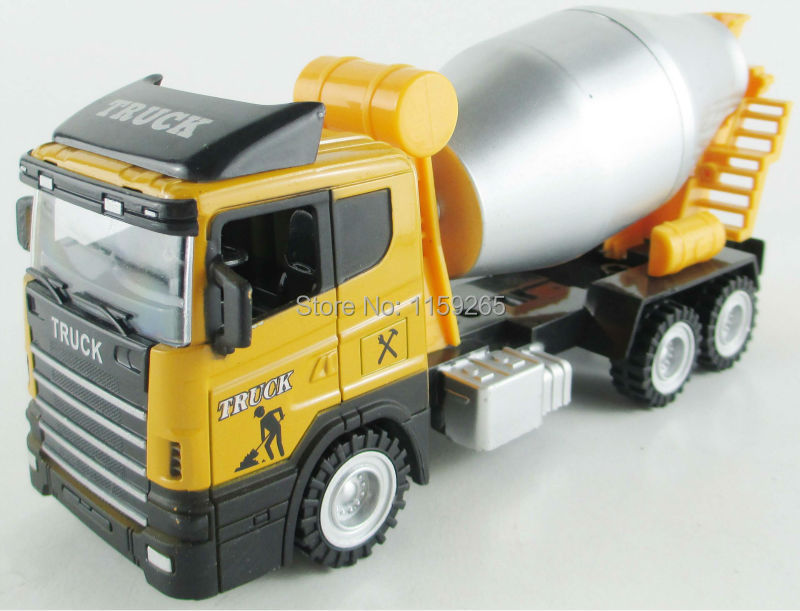 new product concrete pump truck model toys(China (Mainland))