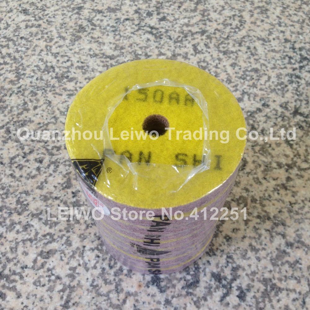 40 Pcs/lot Nylon Fiber Sponge 4 inch Marble Polishing Abrasives Polishing Wheel Disk Sander Diamond Sanding Pad Grit 150(China (Mainland))