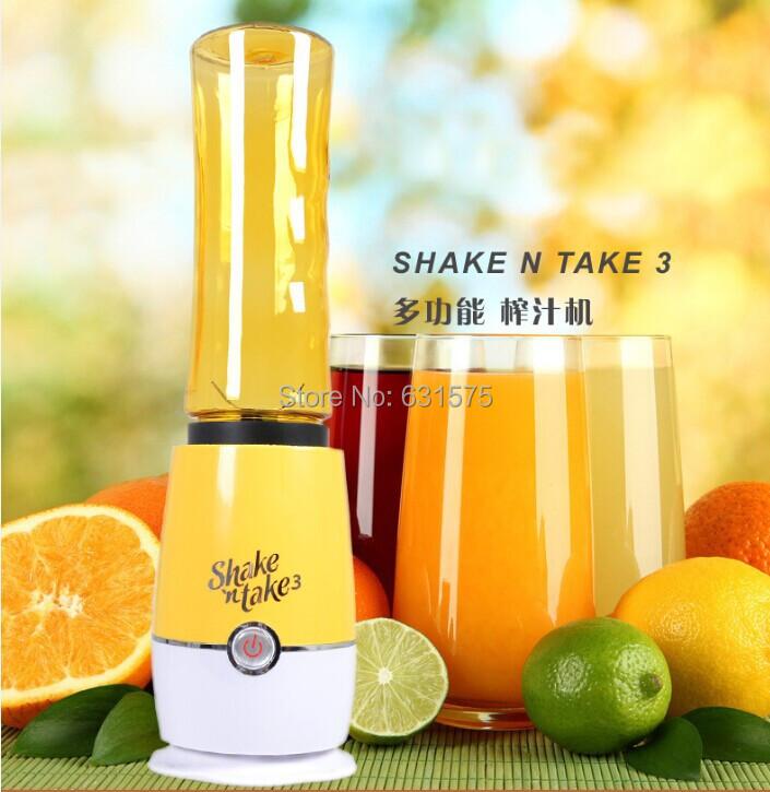 Гаджет  Wholesale Hot Shake n Take 3 generation portable mini juicer FREE SHIPPING None Бытовая техника
