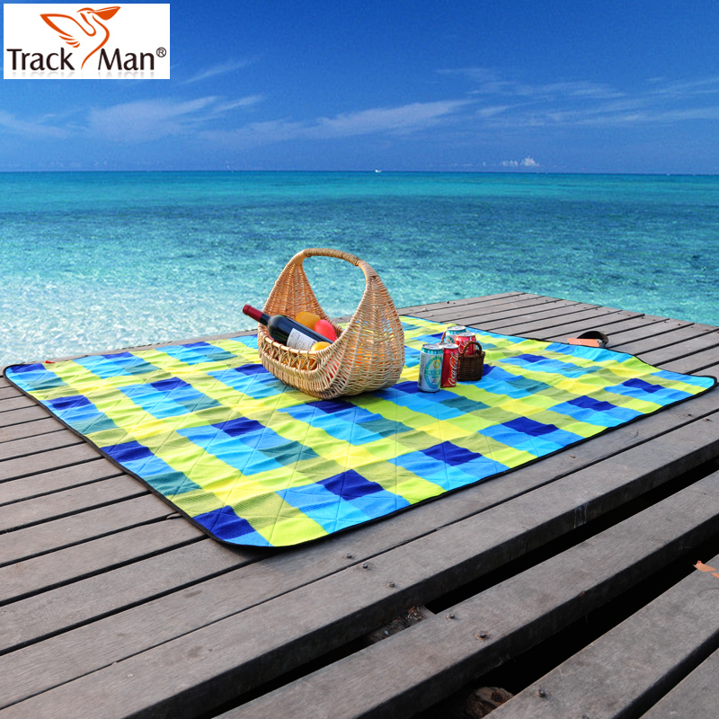 Waterproof Foldable Outdoor Picnic Mat camping mat Baby Climbing mat easy to carry ground mat(China (Mainland))