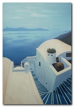 popular aegean painting