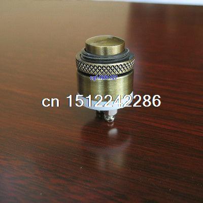 12mm Momentary Brass Metal Push Button Door Bell Switch ELEWIND Doorbell Button(China (Mainland))