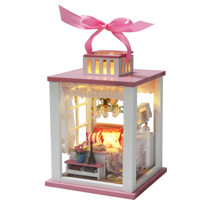 Miniature dollhouse lighting promotion shop for for Doll house lighting