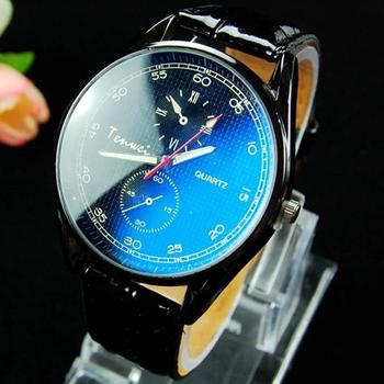 2015 новые люди мода наручные часы роскошный известный бренд кварцевые MOVT хронограф военная кожаные спортивные часы Relogio Masculino