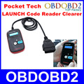 Direct Selling Original LAUNCH Pocket Tech X431 Portable OBD2 Vehicle Code Reader Clearer Launch PocketTech Check