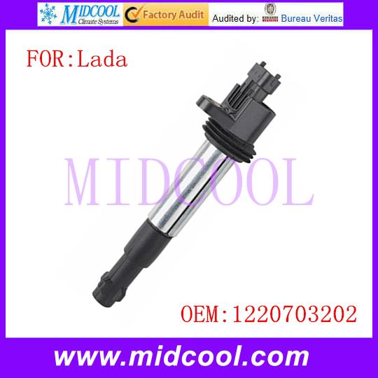 Новый катушка зажигания использования OE NO. 1220703202, 350023250, 050203050, 2112 - 37050 - 1010 для Lada