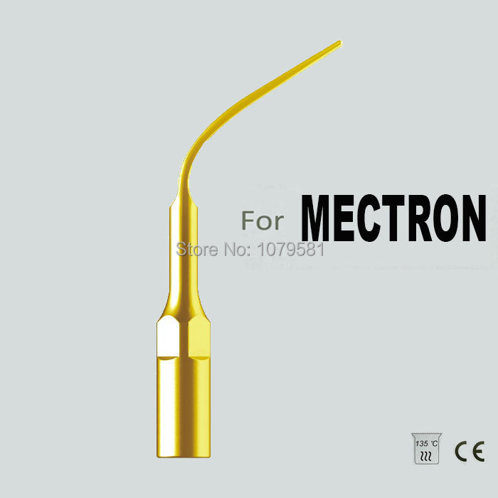 PM3T(MECTRON P10), PERIO TIP, TITANIUM PLATED, DENTAL TIP, ORAL HYGIENE, DENTAL INSTRUMENT, DENTAL EQUIPMENT,  TEETH WHITENING