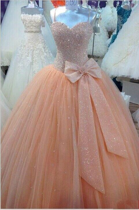 Выпускные платья пышные