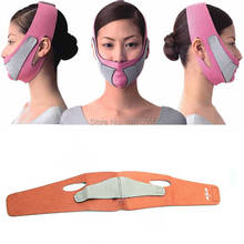 High Quality Slimming Face Mask Shaping Cheek Uplift Slim Chin Face Belt Bandage Health Care Weight Loss Products Massage FoDVd