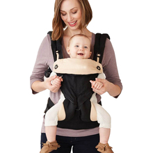 New Four Position 360 Baby Carrier Cotton Infant Backpack for 0-3 Year-old Kids Baby Carriage Toddler Sling Wrap Suspenders(China (Mainland))