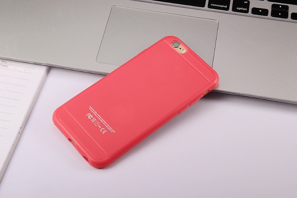 New Design Slim 4.7 inch Transparent Soft Silicon TPU Crystal Clear Case Cover For iPhone6 Case For iPhone 6s & 6 Cases 8 Color(China (Mainland))