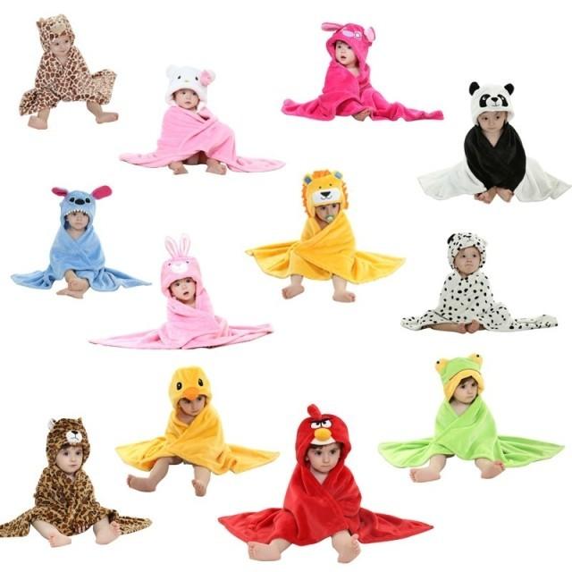 Бесплатная доставка капюшоном животных моделирование плащ халат / мультфильм ребенка ...