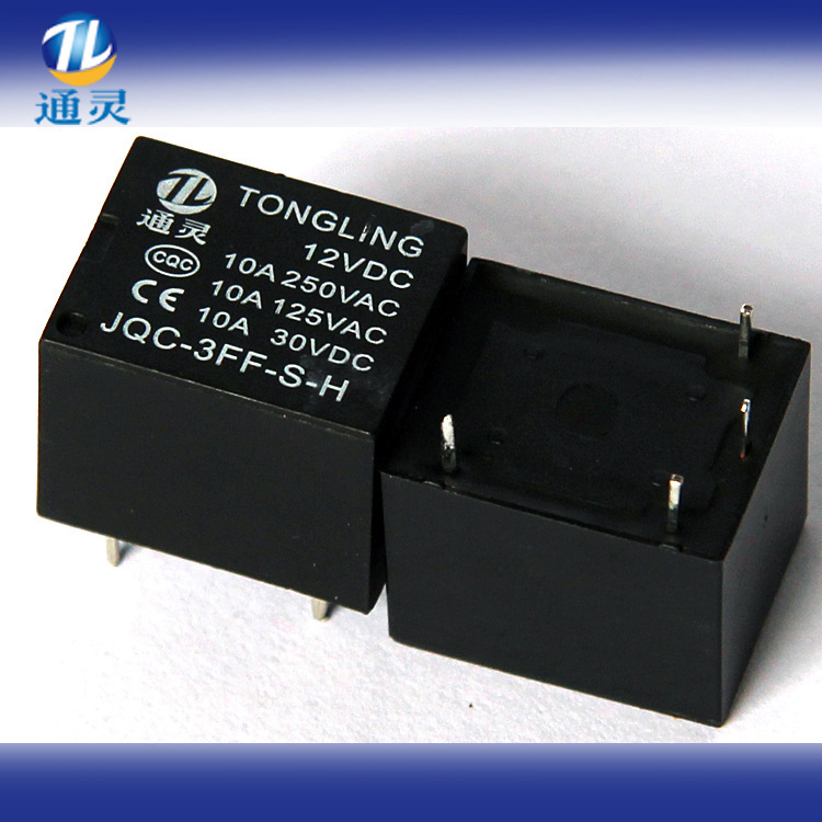 Relay 12v 4 feet psychic Supplying quality product quality assurance, normally-open(China (Mainland))